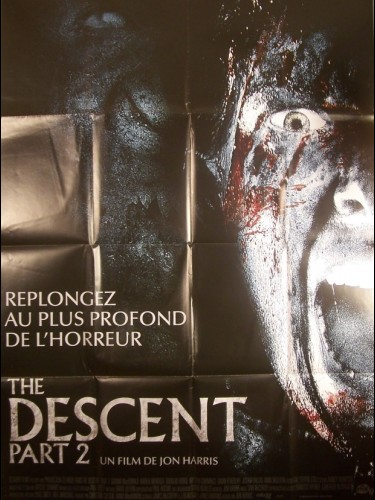 Affiche du film THE DESCENT PART 2