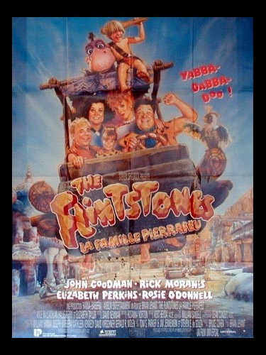 Affiche du film THE FLINSTONES