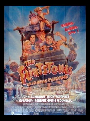 Affiche du film THE FLINSTONES