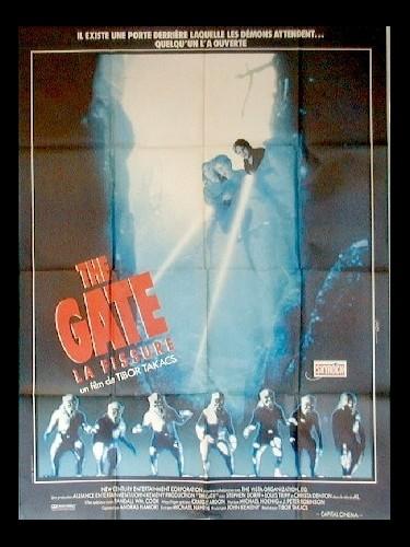 Affiche du film THE GATE