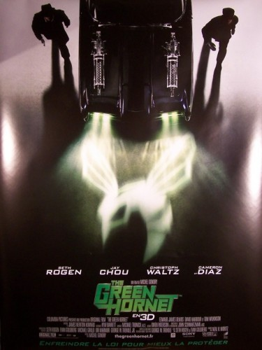 Affiche du film THE GREEN HORNETT