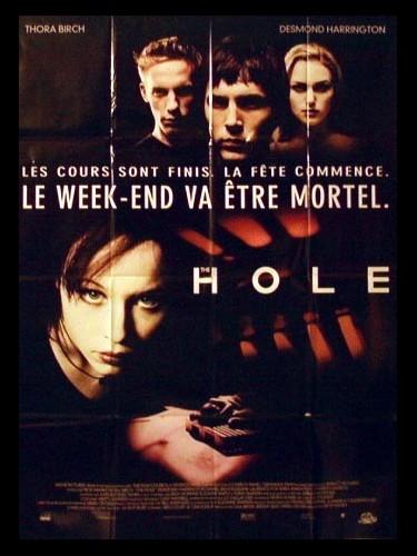 Affiche du film THE HOLE