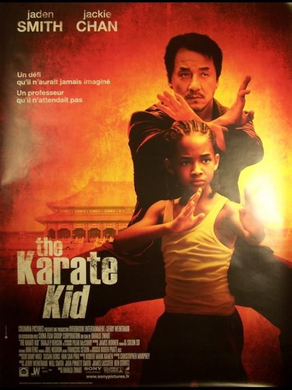 Affiche du film THE KARATE KID