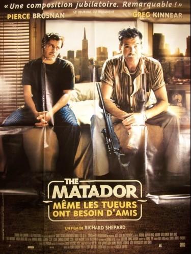 Affiche du film THE MATADOR