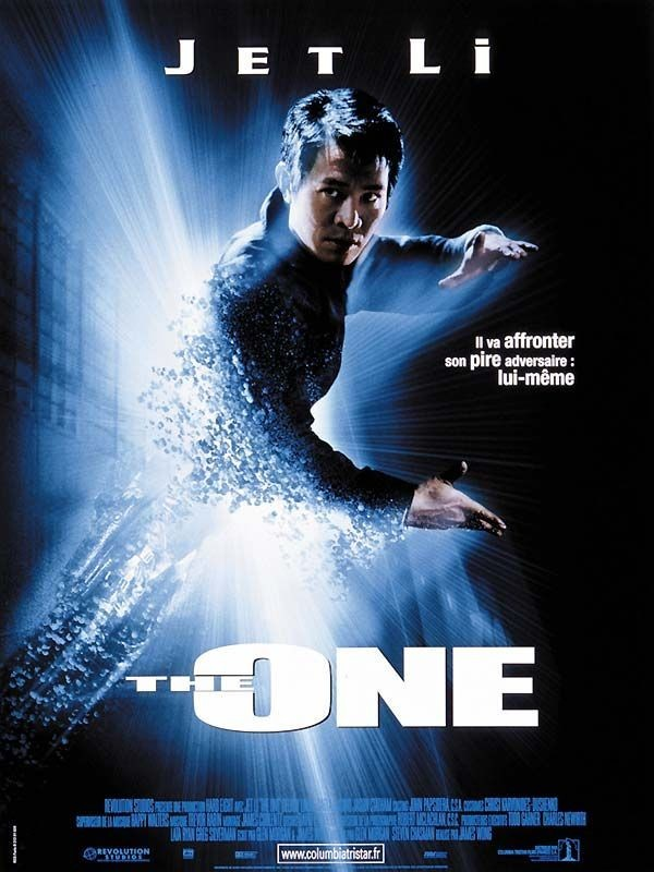 Affiche du film THE ONE
