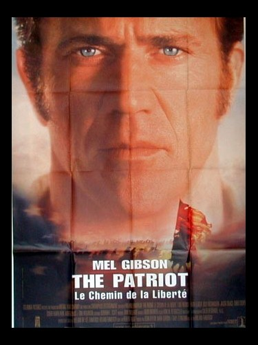 Affiche du film THE PATRIOT