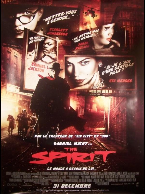 Affiche du film THE SPIRIT-B-