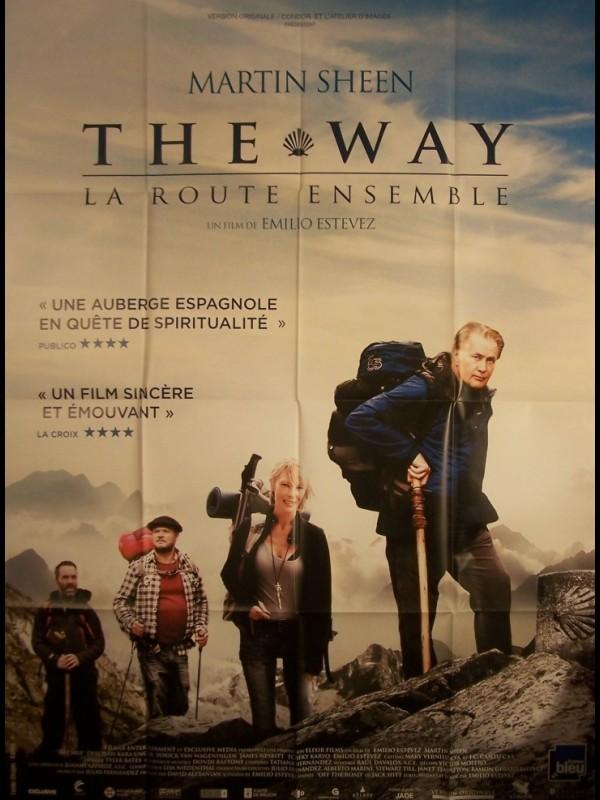 Affiche du film THE WAY