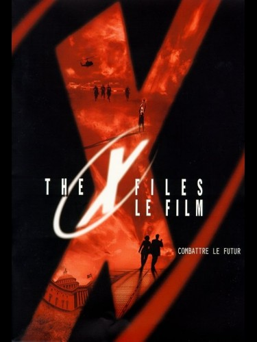 Affiche du film THE X FILES