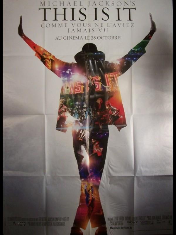 Affiche du film THIS IS IT
