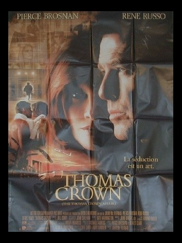Affiche du film THOMAS CROWN
