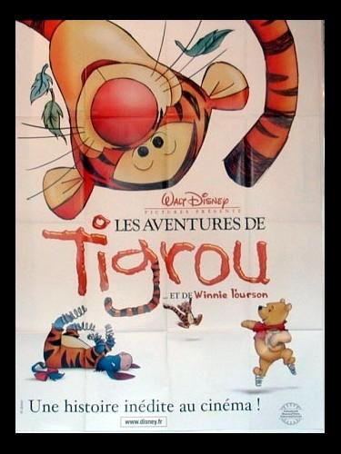 Affiche du film AVENTURES DE TIGROU (LES)