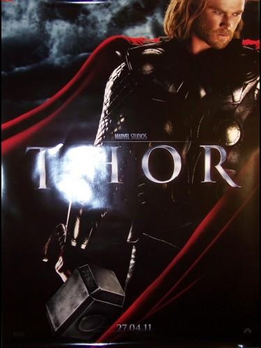 Affiche du film THOR (MODELE A)
