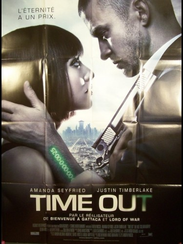 Affiche du film TIME OUT - IN TIME
