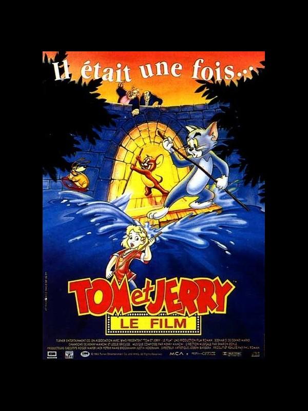 Affiche du film TOM ET JERRY (LE FILM)