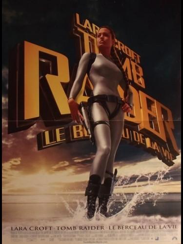 Affiche du film TOMB RAIDER 2 -LE BERCEAU DE LA VIE-