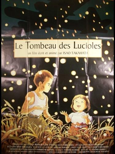 Affiche du film TOMBEAU DES LUCIOLES (LE) - HOTARU NO HAKA