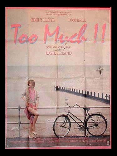 Affiche du film TOO MUCH