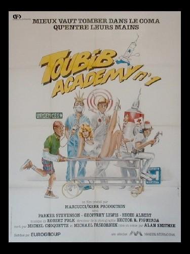 Affiche du film TOUBIB ACADEMY