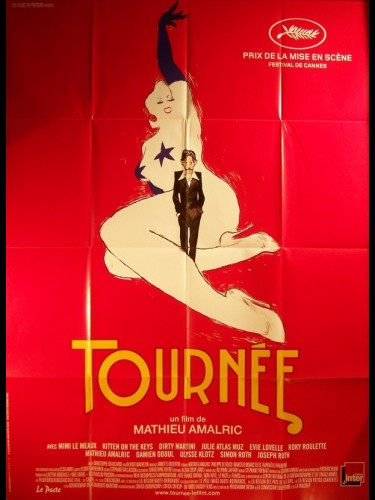 Affiche du film TOURNEE