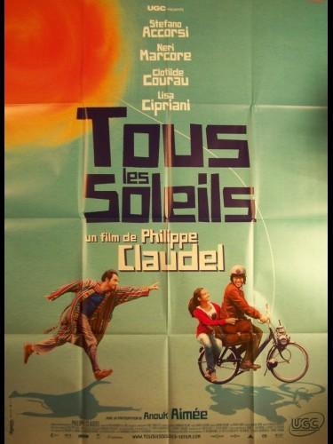 Affiche du film TOUS LES SOLEILS