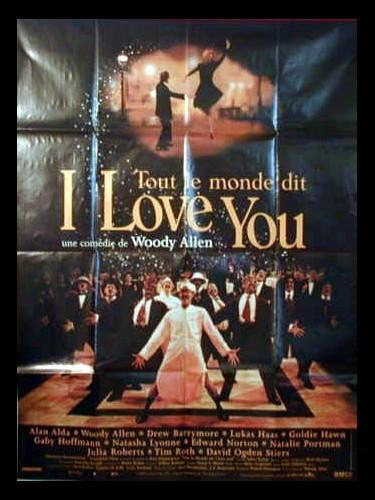 TOUT LE MONDE DIT I LOVE YOU - EVERYONE SAYS I LOVE YOU