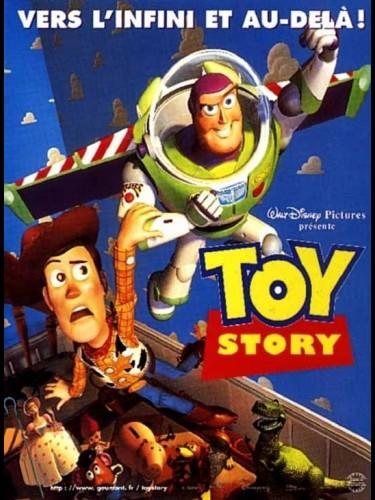 Affiche du film TOY STORY - TOY STORY