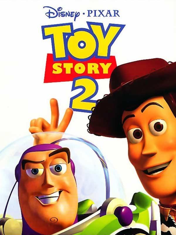 Affiche du film TOY STORY 2 - TOY STORY 2