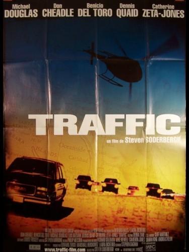 Affiche du film TRAFFIC