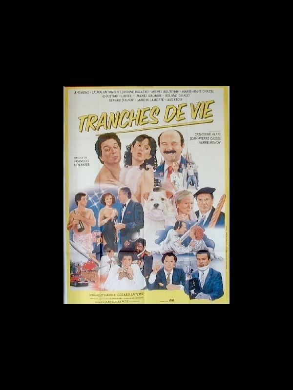 Affiche du film TRANCHES DE VIE