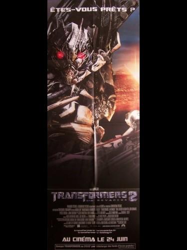 Affiche du film TRANSFORMERS 2
