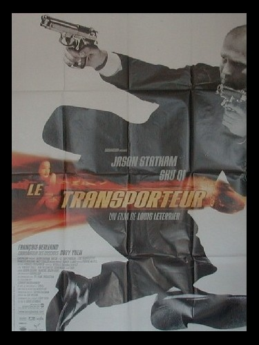 Affiche du film TRANSPORTEUR (LE) - TRANSPORTER (THE)