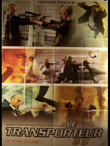 Affiche du film TRANSPORTEUR 2 (LE) (PREVENTIVE)