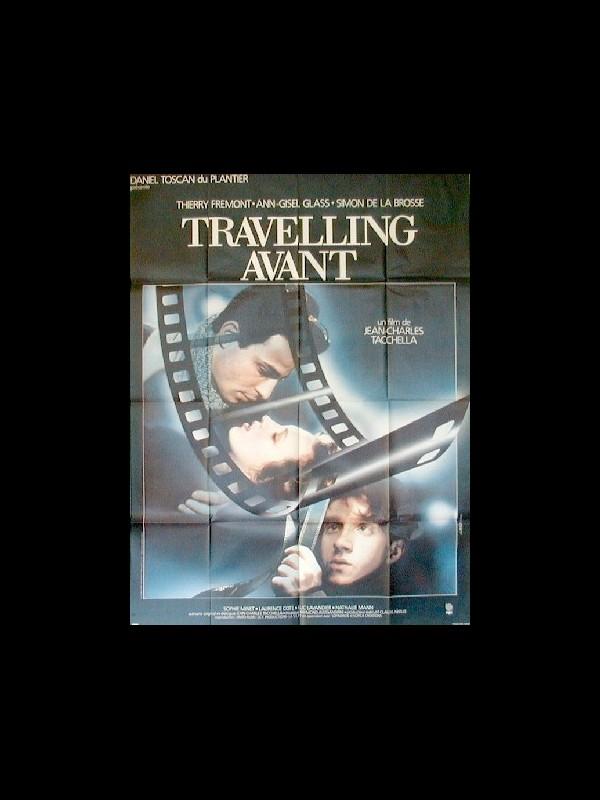 Affiche du film TRAVELLING AVANT