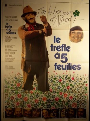 Affiche du film TREFLE A CINQ FEUILLES (LE)