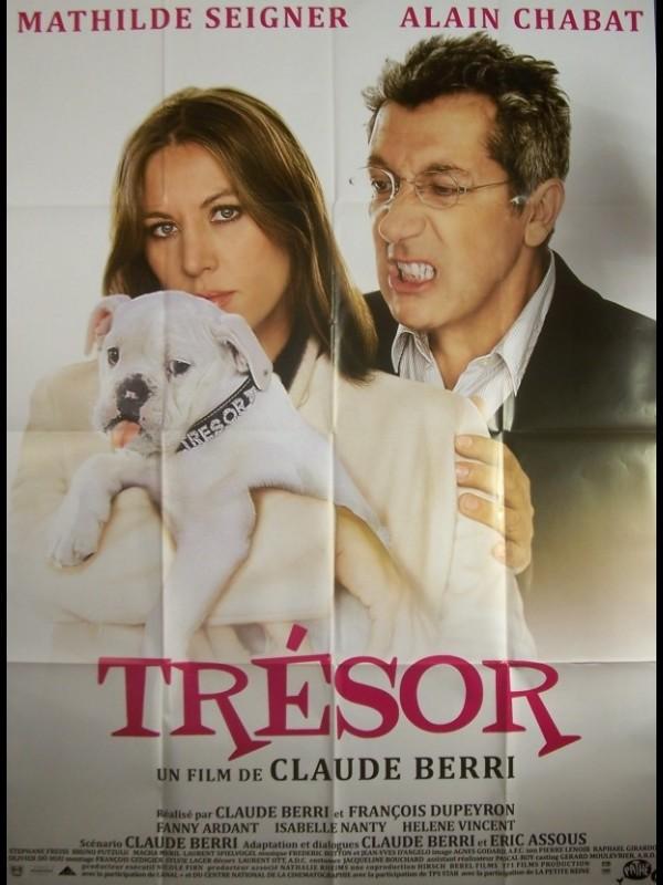 Affiche du film TRESOR