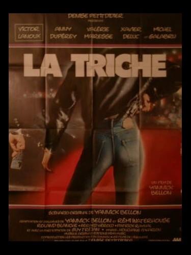 Affiche du film TRICHE (LA)