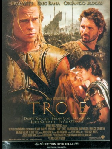 Affiche du film TROIE - TROY - DIRECTOR'S CUT