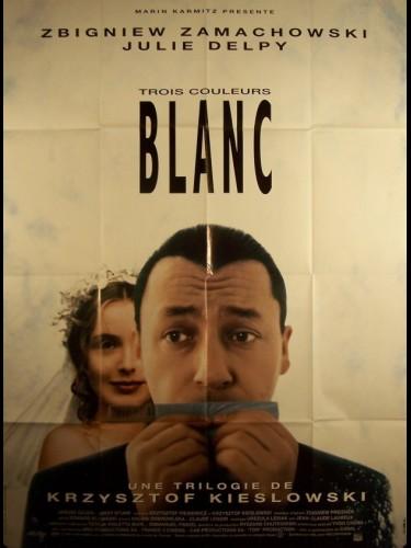 Affiche du film TROIS COULEURS : BLANC - TRZY KOLORY: BIALY