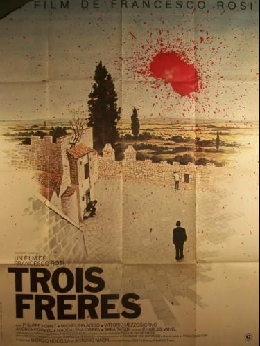 Affiche du film TROIS FRERES - TRE FRATELLI