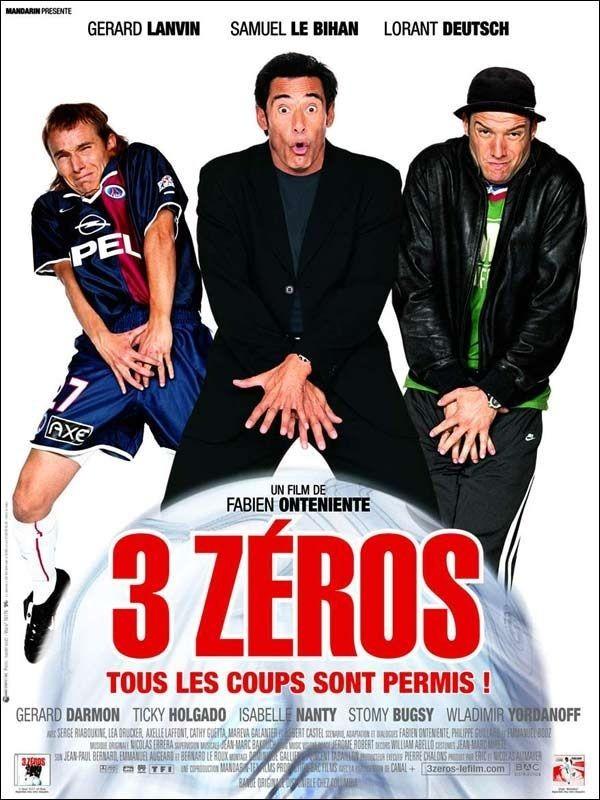 Affiche du film TROIS ZEROS