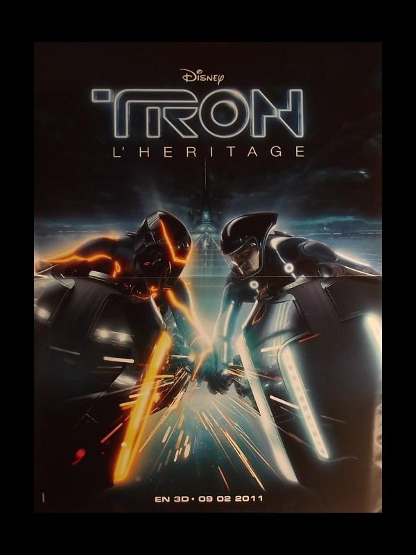 Affiche du film TRON -L'HERITAGE- - TRON: LEGACY