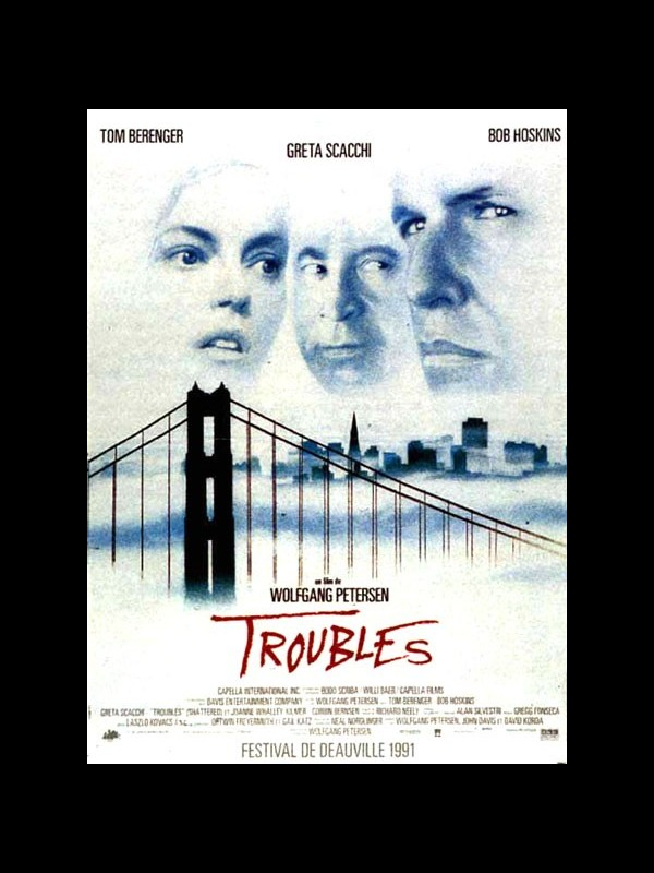 Affiche du film TROUBLES