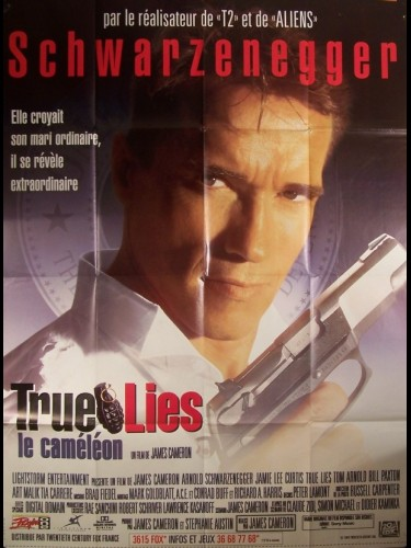 Affiche du film TRUE LIES
