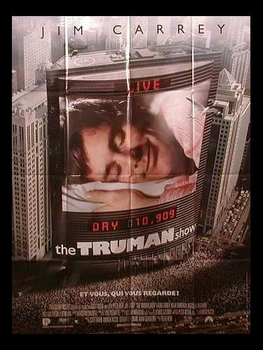 Affiche du film TRUMAN SHOW (THE)