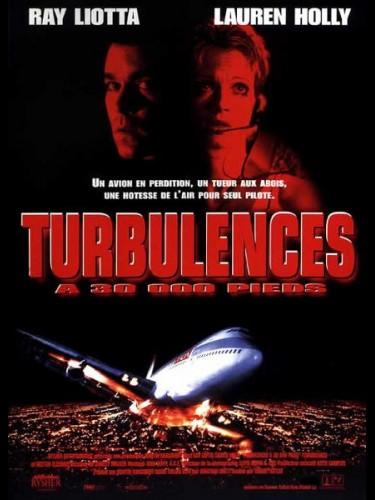 TURBULENCES A 30 000 PIEDS - TURBULENCE