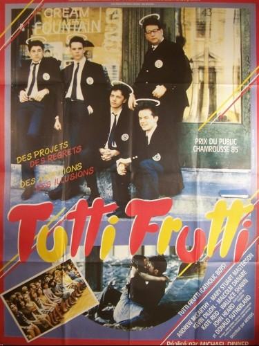 Affiche du film TUTTI FRUTTI - HEAVEN HELP US