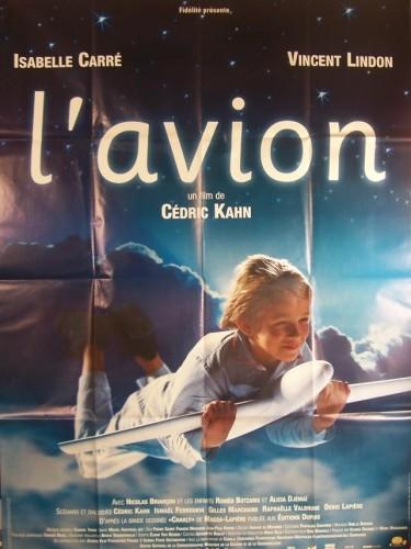 Affiche du film AVION (L')