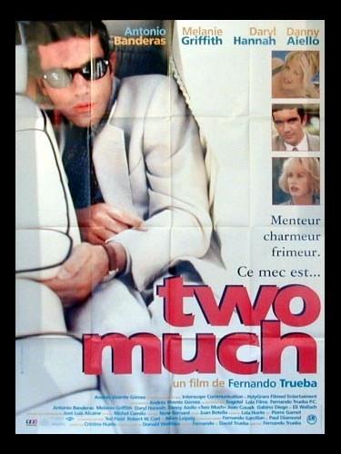 Affiche du film TWO MUCH