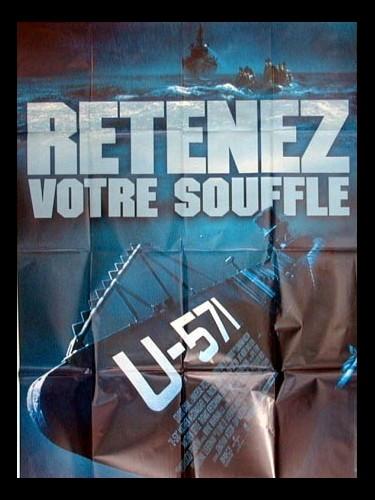Affiche du film U-571
